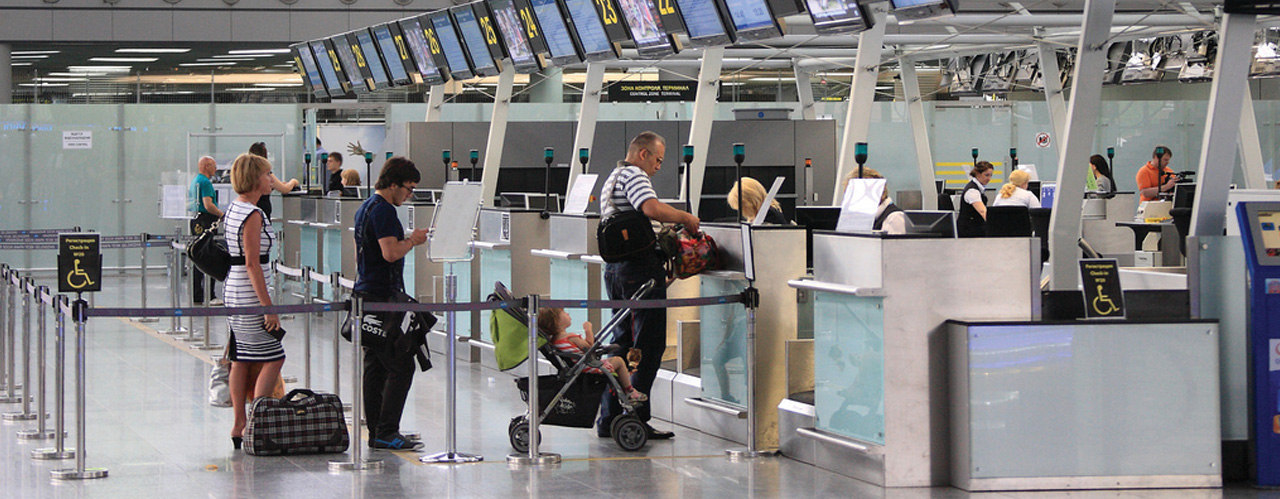 Landside Operations Solutions for Airport Security, Ticketing and