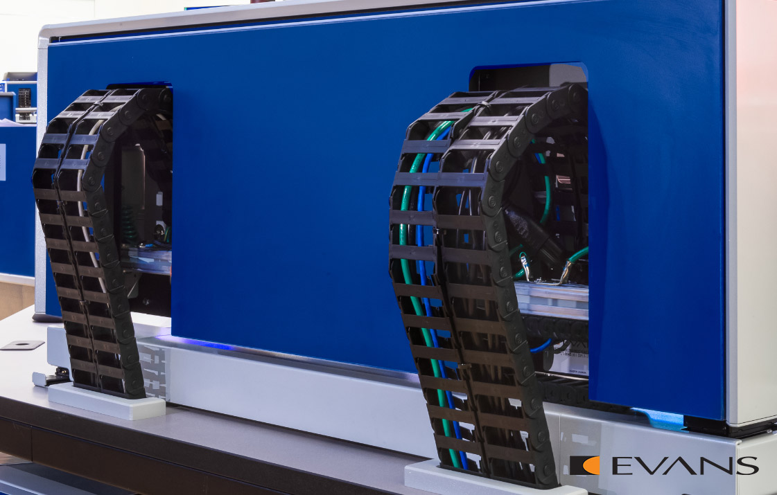 energy chains photo echains Evans cable management