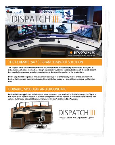 Dispatch III Brochure