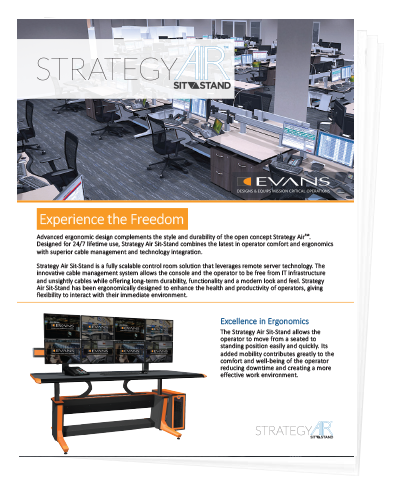 Strategy Air Variable Height Brochure