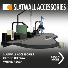 Download Our Slatwall Accessories Brochure