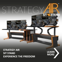 Download Our Strategy Air Sit Stand Brochure
